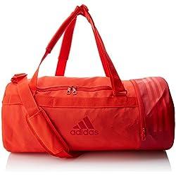 Adidas Cvrt 3S, Mochila Unisex Adultos, Rojo (Rojo/Rojo/Escarl), S