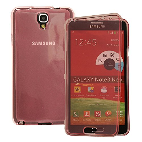 VCOMP - Cover in silicone per Samsung Galaxy Note 3 Neo SM-N7505