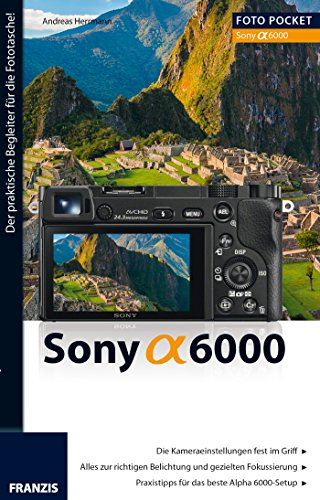 Foto Pocket Sony Alpha 6000
