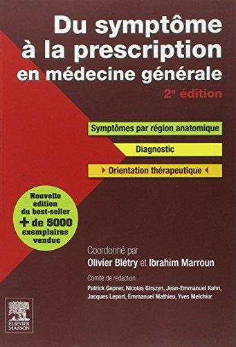 Du symptme  la prescription en mdecine gnrale