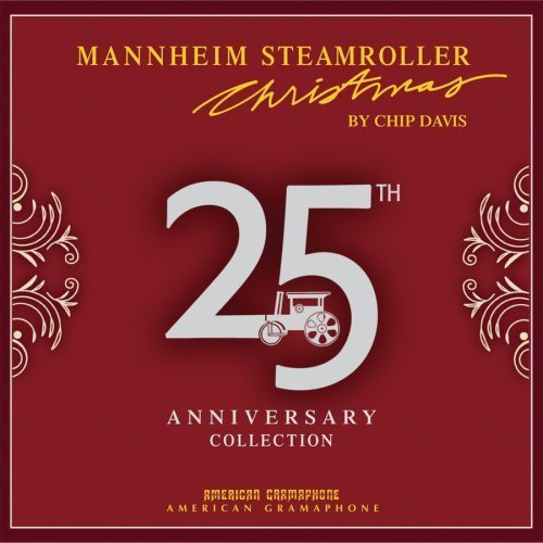 Christmas 25th Anniversary Collection by Mannheim Steamroller (2009-10-13) -