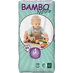 Pañales Ecológicos Bambo 60 unidades