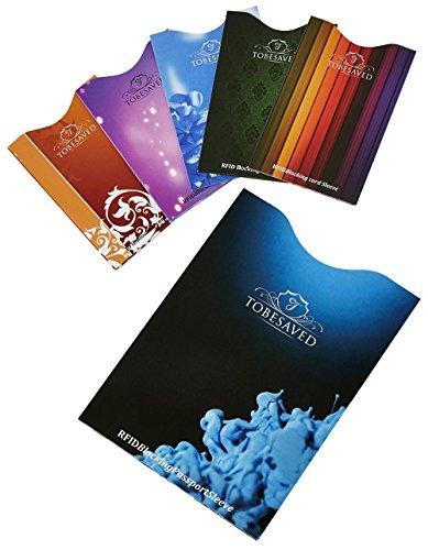 tobesaved-lot-de-6-pochettes-blocage-rfid-pour-5-cartes-de-crdit-1-passeport