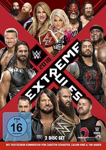 WWE - Extreme Rules 2018 [2 DVDs] - Dvd Wwe Extreme