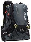 Ortovox Lawinenrucksack Free Rider ABS inkl. A.S.S. Unit, Black Anthracite, 55 x 27 x 20 cm, 26 L, 4674300003
