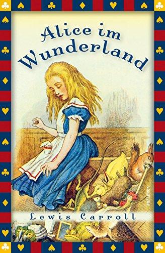 Buchseite und Rezensionen zu 'Alice im Wunderland' von Lewis Carroll