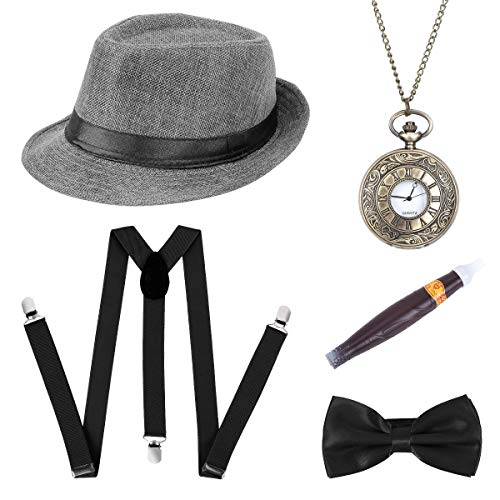 1920s Men Accessories - Gatsby C...