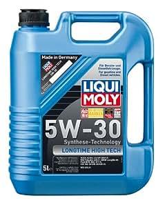 LIQUI MOLY 1137 Longtime High Tech Motoröl, 5W-30, 5 L