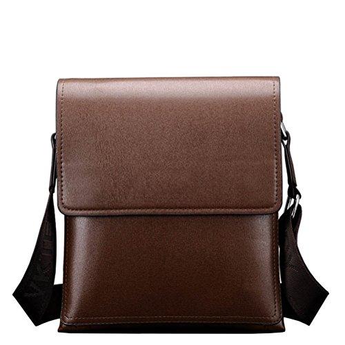 Business Taschen mehrere Stile Herren Aktentasche Laptop Tasche Leder von Männern Umhängetaschen Messenger Bags für Männer