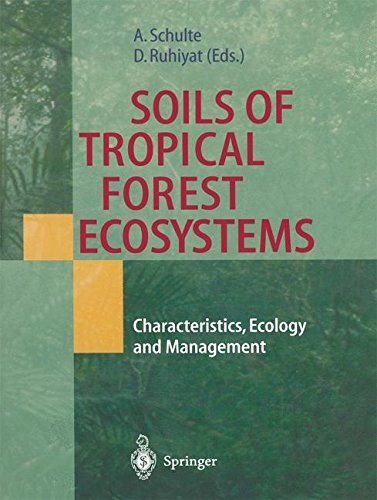 Soils of Tropical Forest Ecosystems. : Characteristics, Ecology and Management