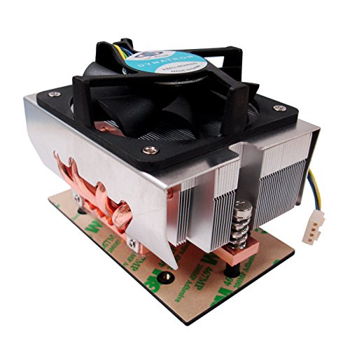 Inter-Tech 88885262 CPU-Kühler F-559, 3HE Aktiv