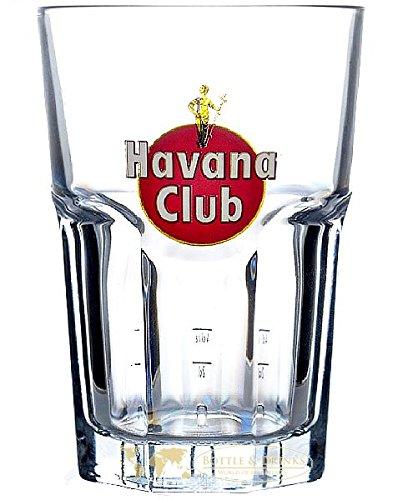 6 Havana Club Cuba Libre / Mojito Gläser