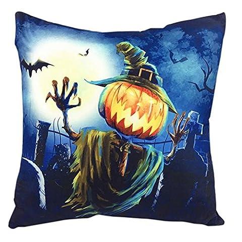 Décors Et Costumes Dhalloween - Housse de coussin sur le thème d'Halloween