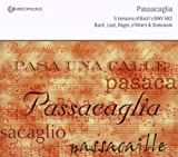 Johann Sebastian Bach: Passacaglia BWV 582 - 5 Versionen
