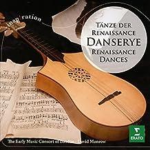 Danserye-Tänze der Renaissance