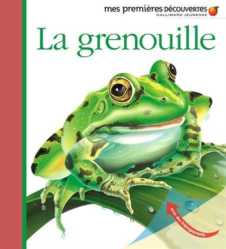La grenouille par Collectif