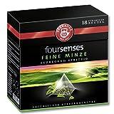 Teekanne foursenses Feine Minze Pyramidenbeutel