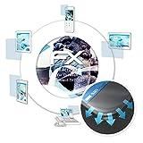 atFolix Schutzfolie passend für Thomson Connect TH701 Folie, ultraklare & Flexible FX Bildschirmschutzfolie (3X)