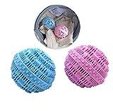 Boule de lessive anti-remontage, Décontamination de boules de blanchisserie superbes...