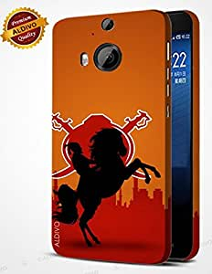 alDivo Premium Quality Printed Mobile Back Cover For HTC One M9 Plus / HTC One M9 Plus Back Case Cover (MKD267)