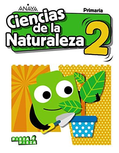 Ciencias de la Naturaleza 2 (Pieza a Pieza)