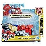 Transformers Cyberverse 1 Step Optimus Prime
