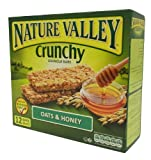#5: Nature Valley Crunchy Granola Bars, Oats n Honey, 252g