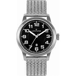 Alpha Saphir 340C Quartz Analogue Gents Watch