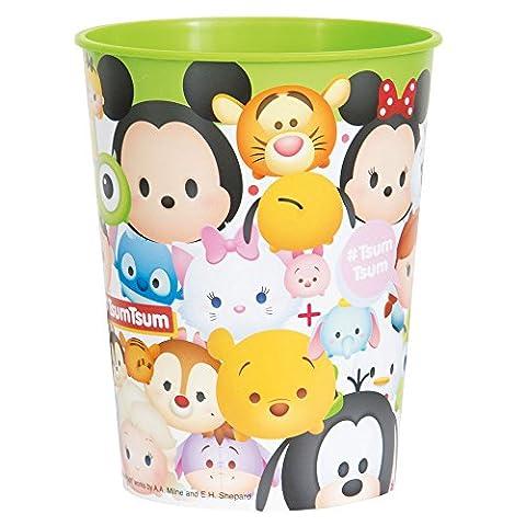 Disney Tsum Tsum 16oz Plastic Party Cup