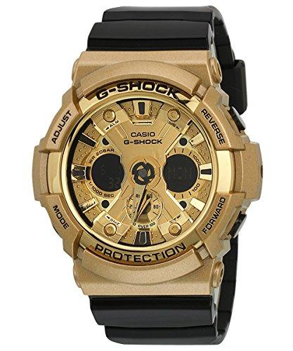 Casio Mens G SHOCK Analog-Digital Sport Quartz Watch NWT GA-200GD-9B2