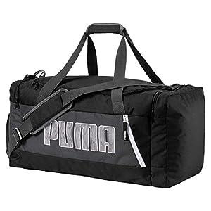51qiUgbPNiL. SS300 Puma Fundamentals Sports Bag M II Sports Bag, Unisex – Adulto, Peacoat-Beetroot Purple, OSFA
