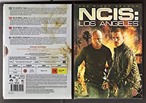 NCIS: Los Angels - Season One - Nordic Import - Region 2