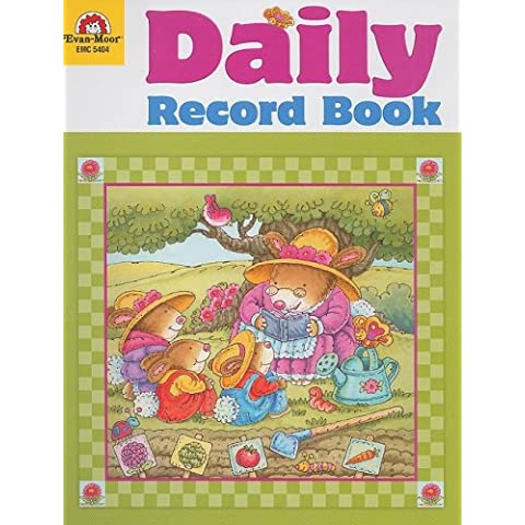Daily Record Book