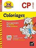 Coloriages pour apprendre les lettres et les nombres CP