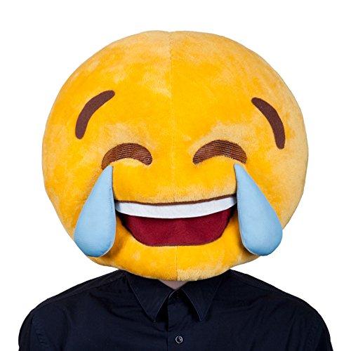 Cry Laughing Mask (Emoji Kostüm)