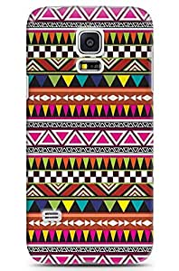 GeekCases Native Aztec Back Case for Samsung Galaxy S5 Mini
