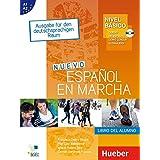Nivel Básico: Nuevo Español en marcha. Kursbuch: Curso de español como lengua extranjera. Ausgabe für den deutschsprachigen Raum. Kursbuch - Libro del alumno (mit Audio-CD)