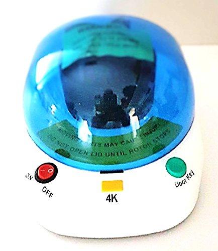 mini-centrifugeuse 4K