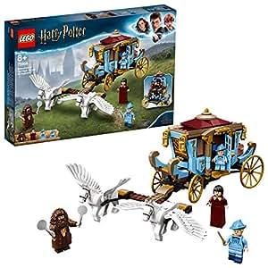 De À Harry Carrosse BeauxbâtonsL'arrivée Le Potter Lego 5qAL4j3R