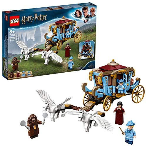 LEGO Harry Potter - Carruaje de Beauxbatons: Llegada a...