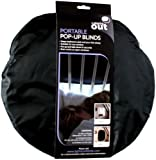 LightsOut Premium Pop-Up Blackout Blinds (2 Pack)