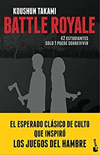 Battle Royale par Koushun Takami