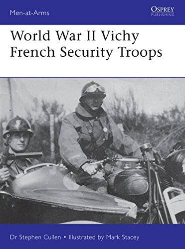 World War II Vichy French Security Troops (Men-at-Arms)
