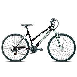 Torpado bici mtb earth 26'' donna 3x7v taglia 38 nero v17 (MTB Donna) / bicycle mtb earth 26'' lady 3x7s size 38 black v17 (MTB Woman)