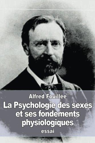 La Psychologie des sexes et ses fondements physiologiques