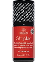 alessandro Striplac 12 Classic Red, 1 x 8 ml