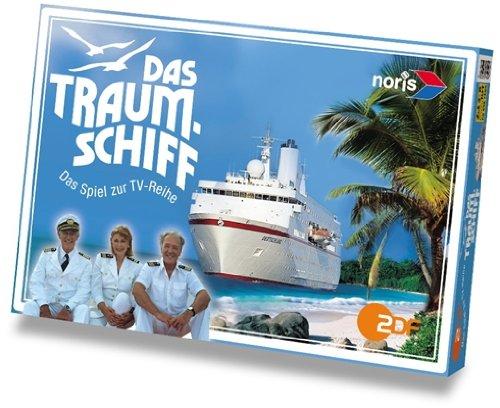 Preisvergleich Produktbild Noris 60 695 7400 - Das Traumschiff - Brettspiel