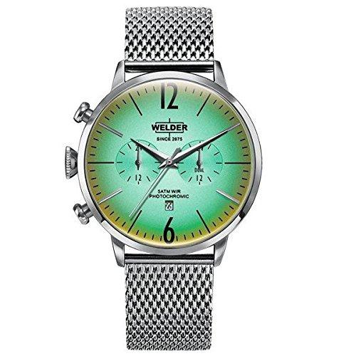 Welder WWRC400 Montre à bracelet pour homme