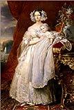 Poster 80 x 120 cm: Helene von Mecklenburg-Schwerin von
