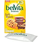 Belvita souple Bake Chocolate Chip 5 x 40g